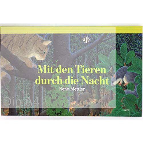 René Mettler - Mit den Tieren durch die Nacht - Preis vom 06.05.2021 04:54:26 h