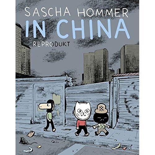 Sascha Hommer - In China - Preis vom 14.01.2021 05:56:14 h
