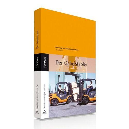 Züll, R H - Der Gabelstapler: Schulung von Gabelstaplerfahrern - Preis vom 26.01.2020 05:58:29 h
