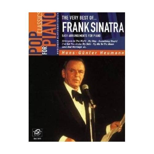 Hans-Günter Heumann - Pop Classics for Piano: The Very Best of Frank Sinatra. Easy Arrangements for Piano: Easy Arrangements for Piano. Strangers in the Night, My Way, ... Fly me to the Moon, Love and Marriage etc - Preis vom 25.02.2021 06:08:03 h