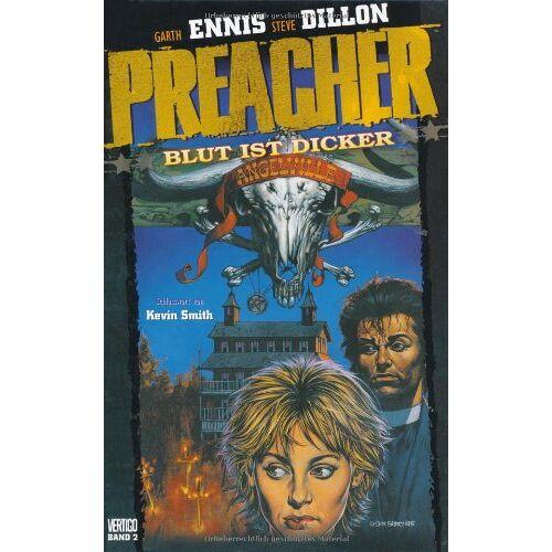 Garth Ennis - Preacher, Bd. 2: Blut ist dicker - Preis vom 26.01.2021 06:11:22 h
