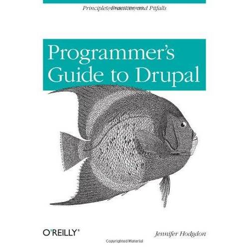Jennifer Hodgdon - Programmer's Guide to Drupal - Preis vom 15.05.2021 04:43:31 h