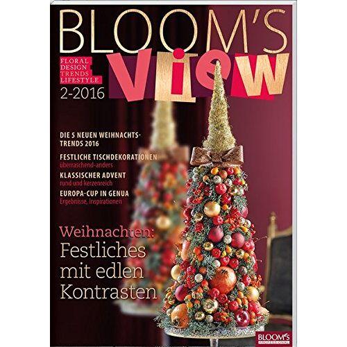 Team BLOOM's - BLOOM's VIEW 2/2016 - Preis vom 11.05.2021 04:49:30 h