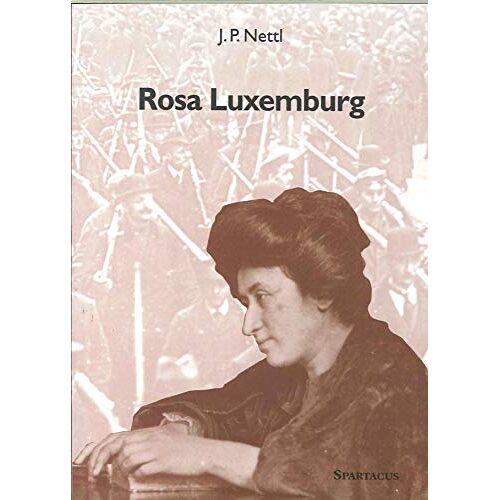 - Rosa Luxemburg - Preis vom 18.04.2021 04:52:10 h