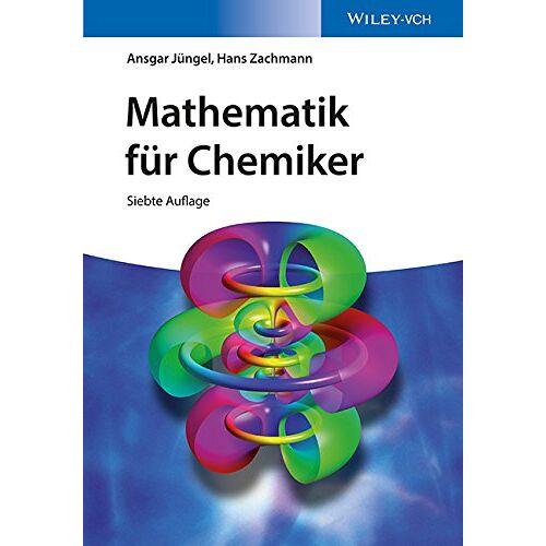 Ansgar Jüngel - Mathematik für Chemiker - Preis vom 04.04.2020 04:53:55 h