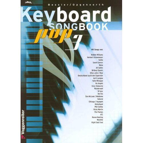 Jeromy Bessler - Keyboard Songbook Pop: Keyboard Songbook Pop 3: Bd 3 - Preis vom 06.03.2021 05:55:44 h