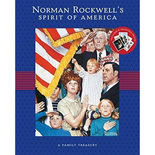 Norman Rockwell - Norman Rockwell's Spirit of America - Preis vom 26.02.2021 06:01:53 h