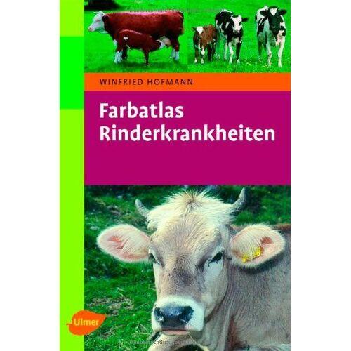Winfried Hofmann - Farbatlas Rinderkrankheiten - Preis vom 14.05.2021 04:51:20 h