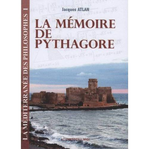 Atlan Jacques - La mémoire de Pythagore - Preis vom 16.04.2021 04:54:32 h
