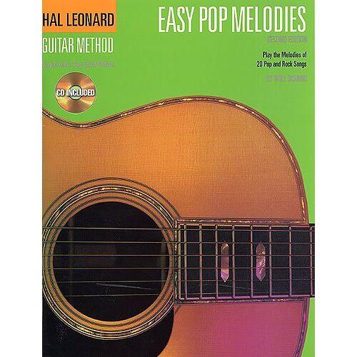 Various - Easy Pop Melodies. Gitarre, incl. CD - Preis vom 20.10.2020 04:55:35 h