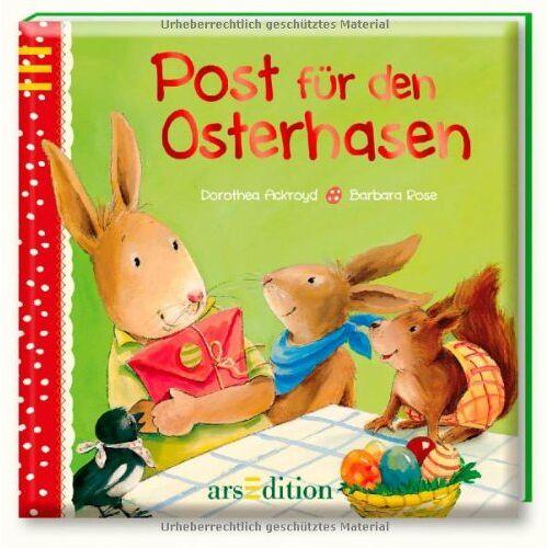 Barbara Rose - Post für den Osterhasen - Preis vom 14.05.2021 04:51:20 h
