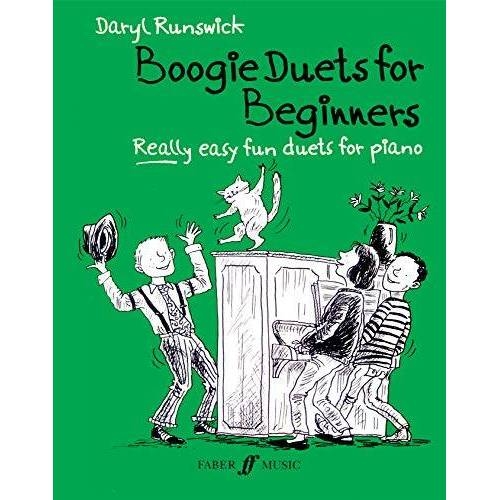 - Boogie Duets for Beginners: Really Easy Duets in Rock, Jazz and Pop Style for Piano or Electric Keyboard (Faber Edition) - Preis vom 18.04.2021 04:52:10 h
