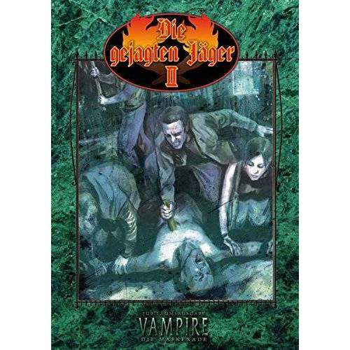 Justin Achilli - Vampire: Die Maskerade - Die gejagten Jäger II (Vampire: Die Maskerade (V20)) - Preis vom 20.10.2020 04:55:35 h