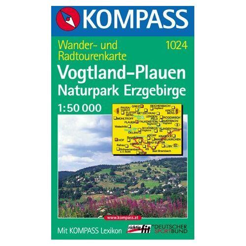 - Kompass Karten, Vogtland - Preis vom 18.05.2020 04:55:53 h