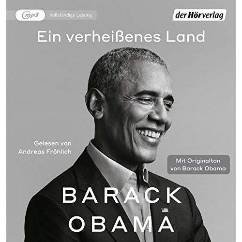 Barack Obama - Ein verheißenes Land: Mit Originalton von Barack Obama - Preis vom 24.02.2021 06:00:20 h