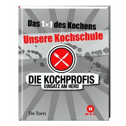 Ralf Frenzel - Die Kochprofis: Unsere Kochschule - Preis vom 06.09.2020 04:54:28 h
