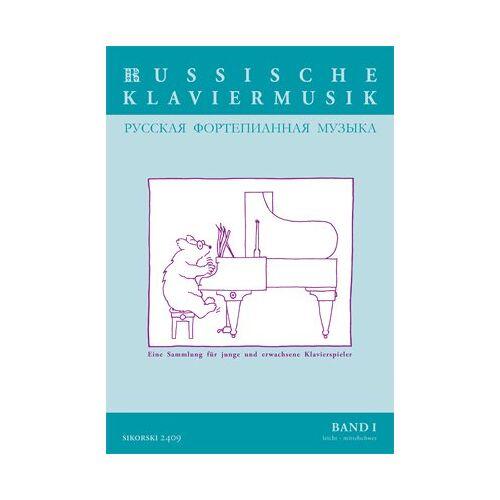 - Russische Klaviermusik - BOOK - Preis vom 15.04.2021 04:51:42 h