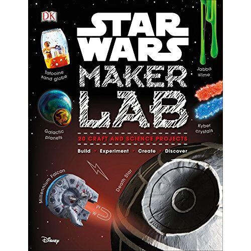 Heinecke, Liz Lee - Star Wars Maker Lab: 20 Craft and Science Projects - Preis vom 12.04.2021 04:50:28 h