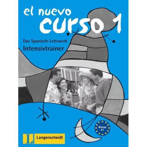 Palmira López Pernía - El Nuevo Curso 1, Intensivtrainer                - Intensivtrainer: Das Spanisch-Lehrwerk - Preis vom 06.07.2020 05:02:03 h
