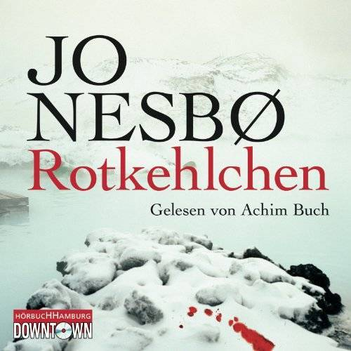 Jo Nesbo - Rotkehlchen: 6 CDs (Ein Harry-Hole-Krimi, Band 121) - Preis vom 25.02.2021 06:08:03 h