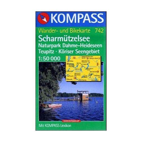- Kompass Karten, Scharmützelsee - Preis vom 18.04.2021 04:52:10 h