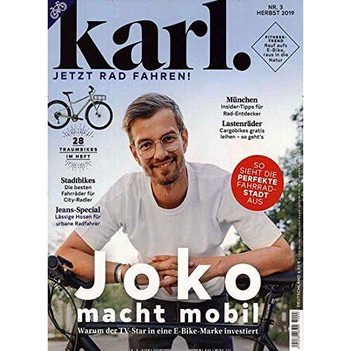 Karl - KARL 3/2019 Joko - Preis vom 06.09.2020 04:54:28 h