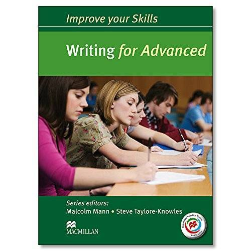 M. Mann - IMPROVE SKILLS ADV Writing -Key MPO Pk (Cae Skills) - Preis vom 16.04.2021 04:54:32 h
