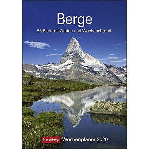 Harenberg - Berge 2020 25x35,5cm - Preis vom 23.02.2021 06:05:19 h