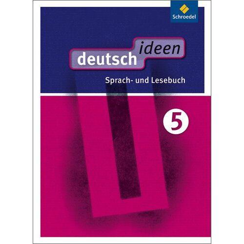 - deutsch ideen SI - Ausgabe Ost 2010: deutsch ideen SI - Ausgabe 2012 Ost: Schülerband 5 - Preis vom 14.04.2021 04:53:30 h