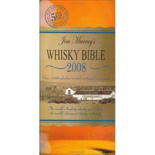 Jim Murray - Jim Murray's Whisky Bible 2008 - Preis vom 23.02.2021 06:05:19 h