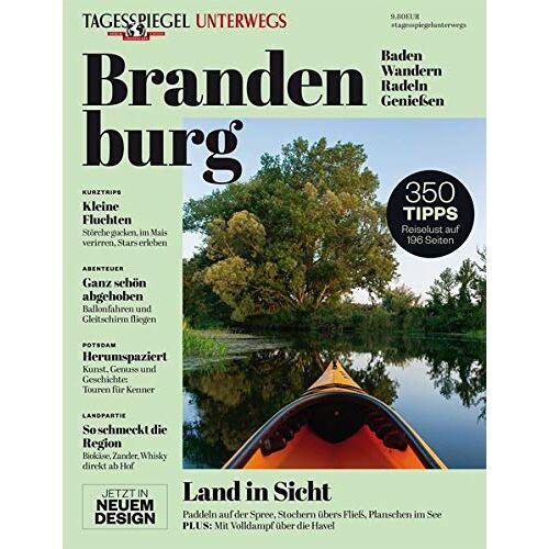 Verlag Der Tagesspiegel GmbH - Brandenburg: Tagesspiegel unterwegs - Preis vom 21.10.2020 04:49:09 h