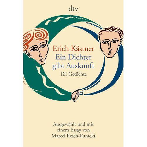 Erich Kästner - Ein Dichter gibt Auskunft: 121 Gedichte - Preis vom 15.01.2021 06:07:28 h