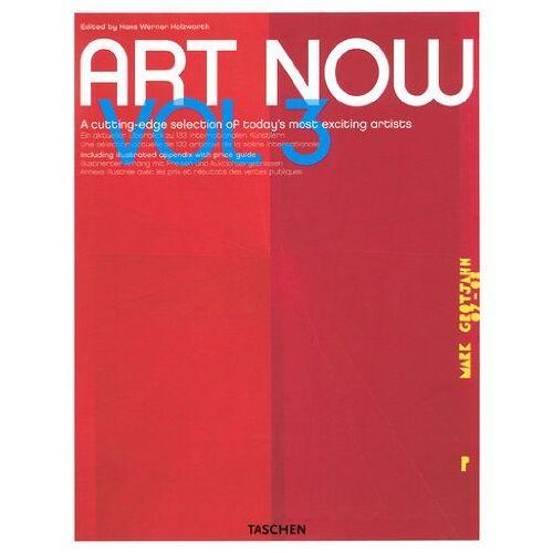 Holzwarth, Hans W - Art Now Vol. 3 - Preis vom 05.09.2020 04:49:05 h