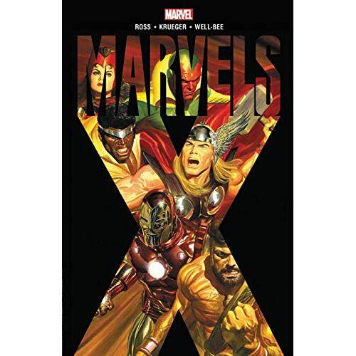 - Marvels X - Preis vom 14.04.2021 04:53:30 h