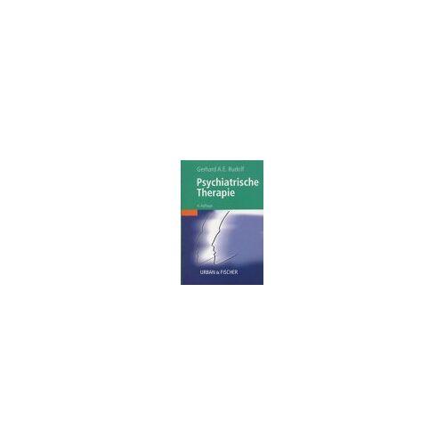 Rudolf, Gerhard A. E. - Therapieschemata, Psychiatrische Therapie - Preis vom 24.10.2020 04:52:40 h