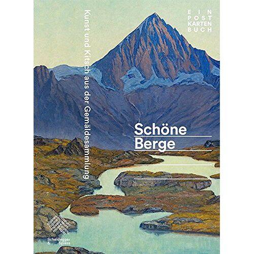 Alpines Museum der Schweiz - Schöne Berge: Kunst und Kitsch aus der Gemäldesammlung. Ein Postkartenbuch - Preis vom 28.03.2020 05:56:53 h