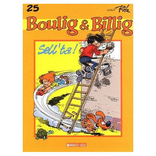 Jean Roba - Boulig & Billig, Tome 25 : Sell'ta ! - Preis vom 31.03.2020 04:56:10 h