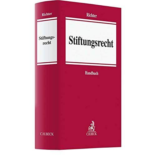 Andreas Richter - Stiftungsrecht - Preis vom 20.10.2020 04:55:35 h