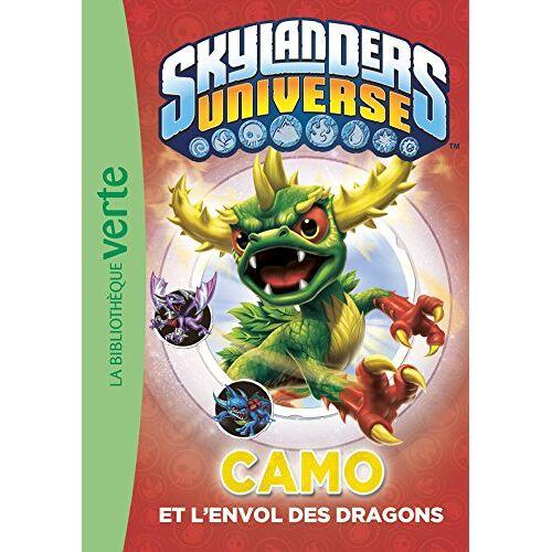- Skylanders Universe, Tome 13 : Camo et l'envol des dragons - Preis vom 13.05.2021 04:51:36 h