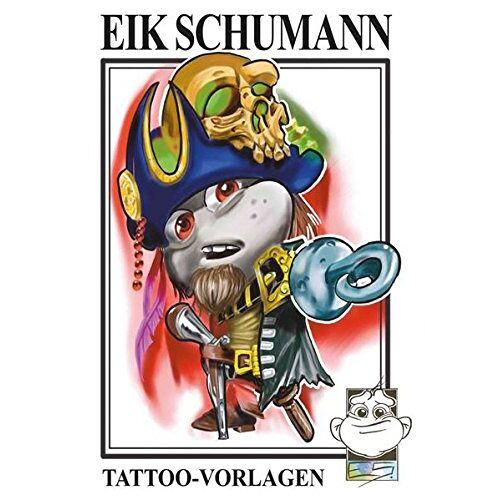 Kruhm Verlag - Eik Schumann: Tattoo Vorlagen - Preis vom 11.05.2021 04:49:30 h