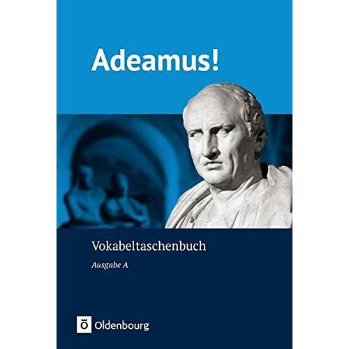 Volker Berchtold - Adeamus! - Ausgabe A: Vokabeltaschenbuch 1 - Preis vom 10.04.2021 04:53:14 h