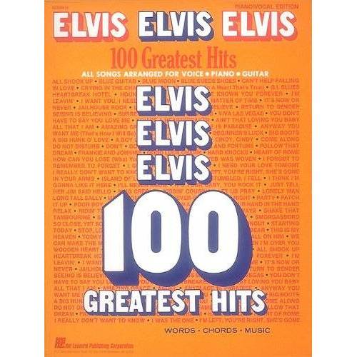 Jones Joff - Elvis Elvis Elvis - 100 Greatest Hits - Preis vom 27.02.2021 06:04:24 h