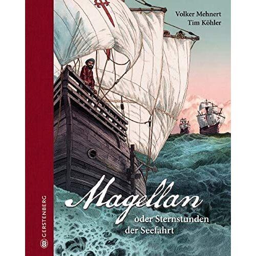 Volker Mehnert - Magellan: Sternstunden der Seefahrt: oder Sternstunden der Seefahrt - Preis vom 15.05.2021 04:43:31 h