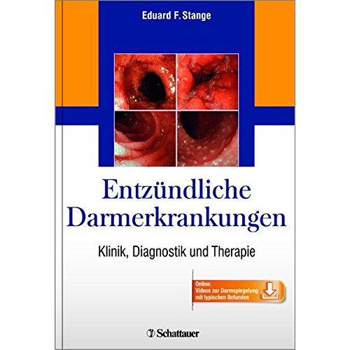Stange, Eduard F. - Entzündliche Darmerkrankungen: Klinik, Diagnostik und Therapie - Online: Videos zur Darmspiegelung mit typischen Befunden - Preis vom 16.04.2021 04:54:32 h