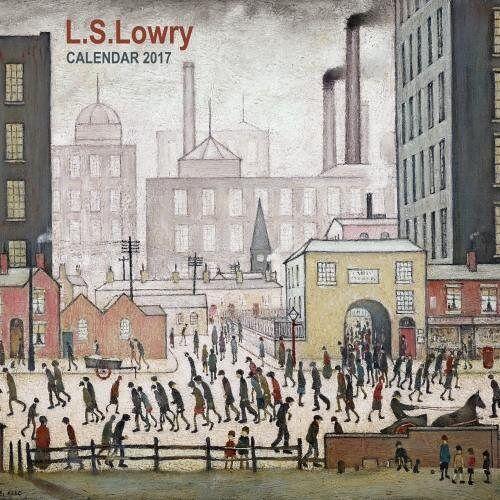 - The Lowry: L.S. Lowry Wall Calendar 2017 (Art Calendar) (Square) - Preis vom 03.05.2021 04:57:00 h