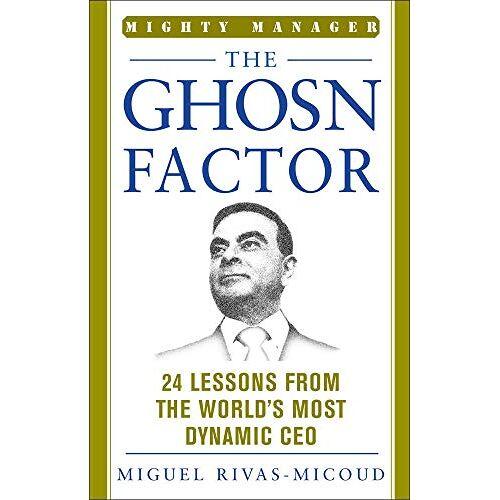 Miguel Rivas-Micoud - The Ghosn Factor - Preis vom 11.05.2021 04:49:30 h