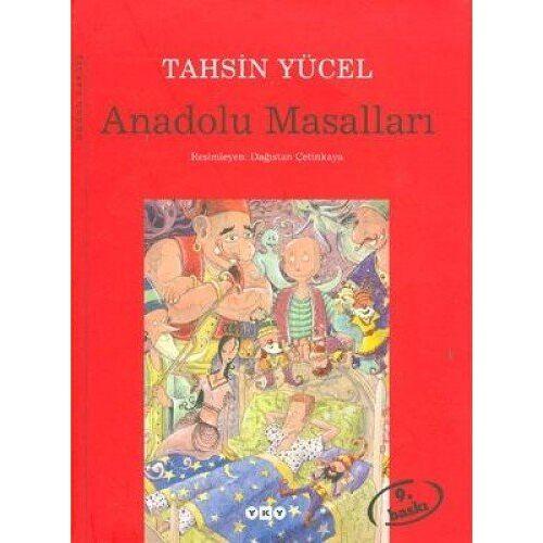 Tahsin Yücel - ANADOLU MASALLARI - Preis vom 01.03.2021 06:00:22 h