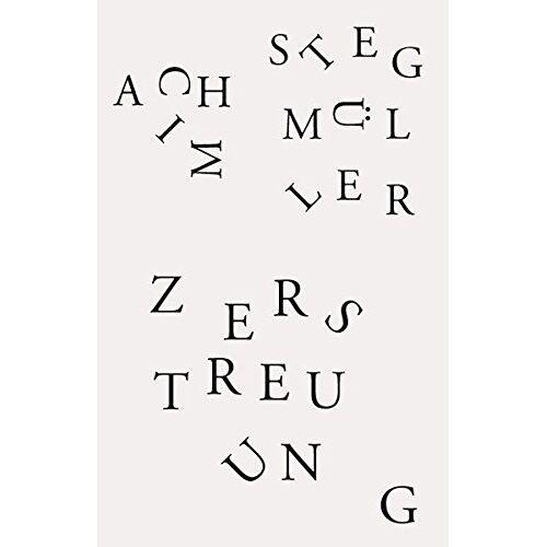 Achim Stegmüller - Zerstreuung - Preis vom 04.09.2020 04:54:27 h