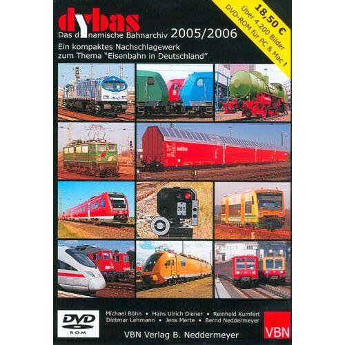 - dybas 2005/2006: Das dynamische Bahnarchiv auf DVD-ROM - Preis vom 28.02.2021 06:03:40 h