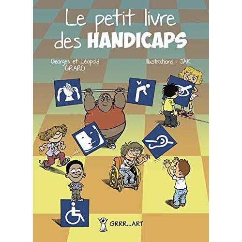 - Le petit livre des handicaps - Preis vom 14.05.2021 04:51:20 h